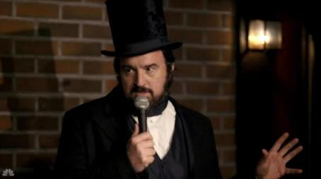 Louis C.K. as Lincoln